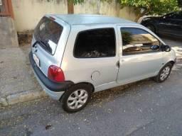 Título do anúncio: Renault Twingo 2001 com ar condicionado gelando, 2021 pago e sem multas