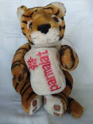 Bicho de Pelúcia Parmalat Tigre