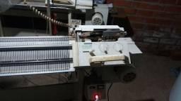 Título do anúncio: Maquina de teser lã faser roupas