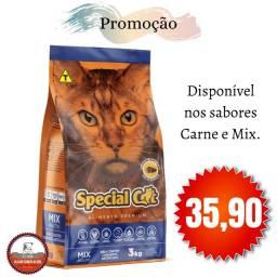 Promoção Ração p/ Gato e acessórios