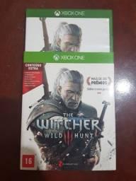 The Witcher 3 Wild Hunt para Xbox One Mídia Física