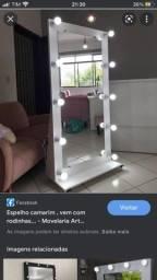 Título do anúncio: Espelho camarim