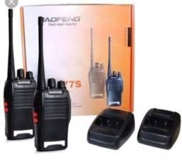 Título do anúncio: Rádio comunicador baofeng