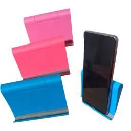 Suporte de mesa para celular ou tablet