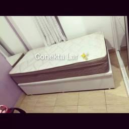 Título do anúncio: BOX BAÚ DE SOLTEIRO (LATERAL BLINDADA)
