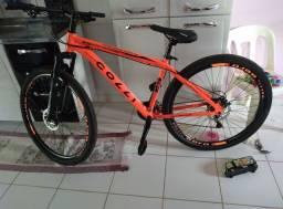Título do anúncio: Bike COLLI aro 29 zerada tem nota fiscal 1450 reais