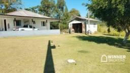 Chácara com 2 dormitórios à venda, 30000 m² por R$ 380.000,00 - Centro - Candido de Abreu/