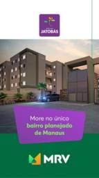 Título do anúncio: Vista dos Jatobás Apt. 2 Qts com Varanda e elevador no Planalto !