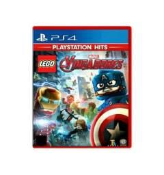 Lego Marvel Vingadores para PS4 - TT Games - Novo/Lacrado
