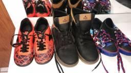 Título do anúncio: Sapatos semi novos