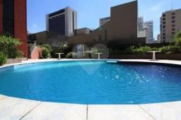 Apartamento à venda com 1 dormitórios em Pinheiros, São paulo cod:353-IM203538
