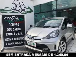 Honda Fit  Twist 1.5 16v (Flex) (Aut) FLEX AUTOMÁTICO