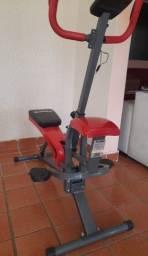 Máquina para exercícios