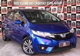 Honda Fit 1.5 LX Automático Muito Conservado - Baixa entrada ( Vendo, Troco e Financio )