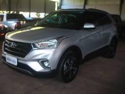 """Título do anúncio: Hyundai / Creta Pulse Plus 1.6 Prata 2020 Automático """"17.000Km"""""""