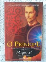 Livro: O Príncipe  Autor: Nicolau Maquiavel