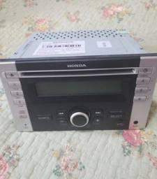 Rádio original Honda Fit