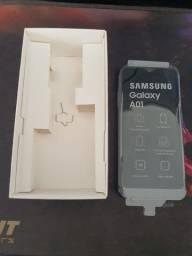 Samsung Galaxy A01 - Preto 32Gb