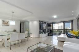 Apartamento com 4 quartos com 3 suites à venda, 154 m² por R$ 820.000 - Casa Forte - Recif