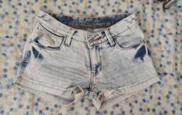 Short jeans revanche