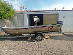 Título do anúncio: Barco 5 metros