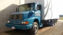 Mercedes 1418 ano 91 truck bau