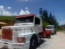 Guincho Extrapesado Scania 112 - Mecânica 113