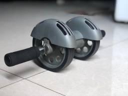 Roda Abdominal Pro Reforçada (Dupla)