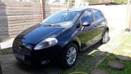 Título do anúncio: Fiat Punto 2008 completo 1.4 elx
