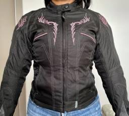 Título do anúncio: Jaqueta moto cordura c forração P