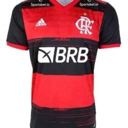 Camiseta Flamengo 2021