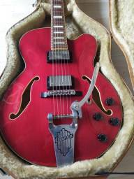 Guitarra semiacustica Ibanez AFS 75 T raridade ano 2006