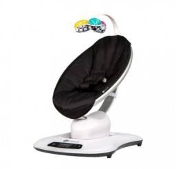 Cadeira De Descanso 4moms Mamaroo 4.0 Black Classic<br><br>