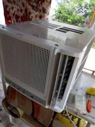 Ar condicionado de parede 10.000 BTU de potência