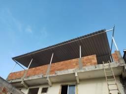 Instalação de telhados / faça seu orçamento gratuito