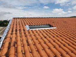 Telhados, consertos e reformas