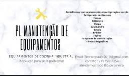 Título do anúncio: Manutenção de equipamentos de gastronomia