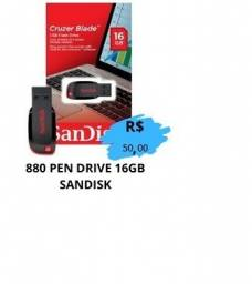 pen drive 16GB scandisk original  POR 49,00
