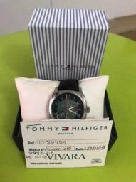 Relógio Automático Tommy Hilfiger Unisex Aço Inoxidável Casual