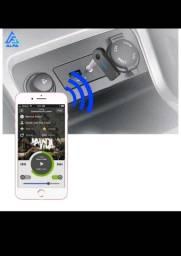 Título do anúncio: Receptor Áudio bluetooth adaptador P2!!!