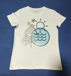 Camiseta Osklen usada
