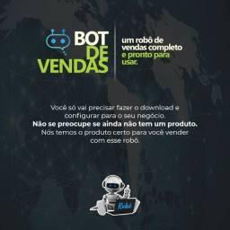 Robô Automático de vendas