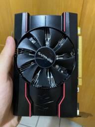 Título do anúncio: Placa de Vídeo Radeon RX 550 4Gb Pulse Sapphire