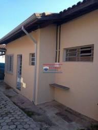 Título do anúncio: Casa com 1 dormitório para alugar, 36 m² por R$ 700,00/mês - Vila São Roque - Lorena/SP