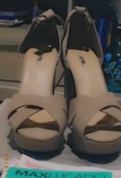 Sandalia Salto Alto Griffe