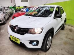 Renault Kwid Zen 1.0 Completo Ano 2018