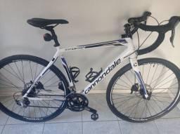 Título do anúncio: Bicicleta Cannondale Synapse Tam. 54