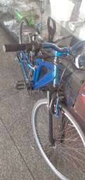 Bicicleta reformada aro 26 rebaixada