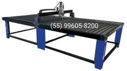 Máquina de corte Plasma CNC