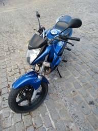 Troco por moto menor do meu interesse
